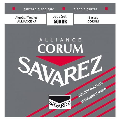 Nylonsträngar Savarez Corum 500AR