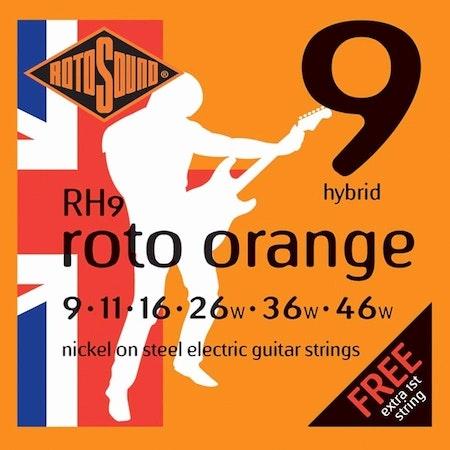 Roto Sound Roto Orange RH9 09-46