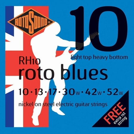 Rotosound Roto Blues RH10