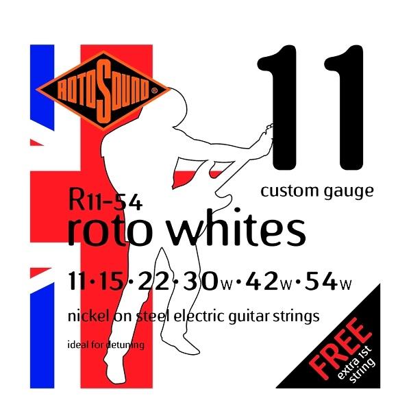 Rotosound Roto Whites R11-54