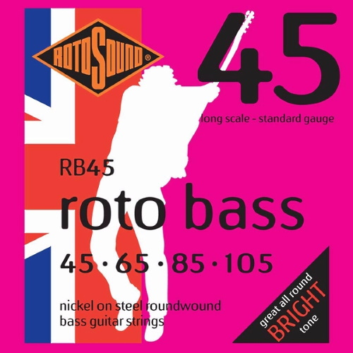 Rotosound Roto Bass RB45 45-105