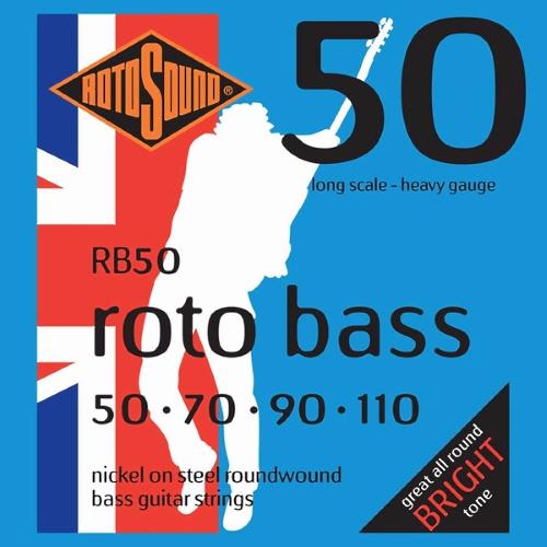 Rotosound Roto Bass RB50 50-110