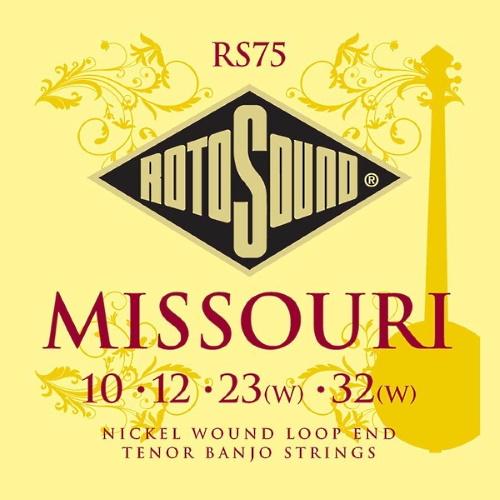 Rotosound RS75 för 4-strängad Banjo
