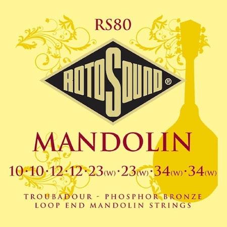 Rotosound Mandolin RS80
