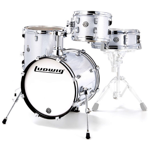 Ludwig Breakbeats By Questlove - White Sparkle