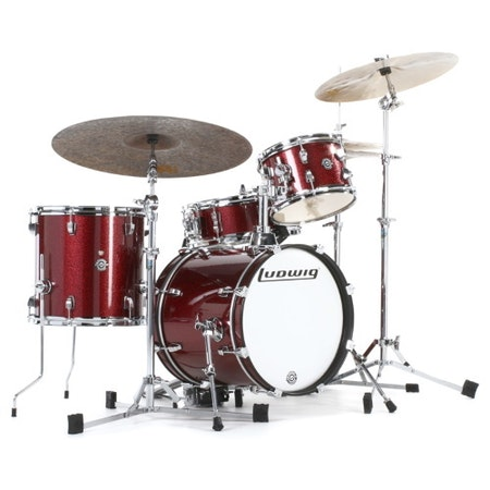 Ludwig Breakbeats By Questlove - Red Sparkle