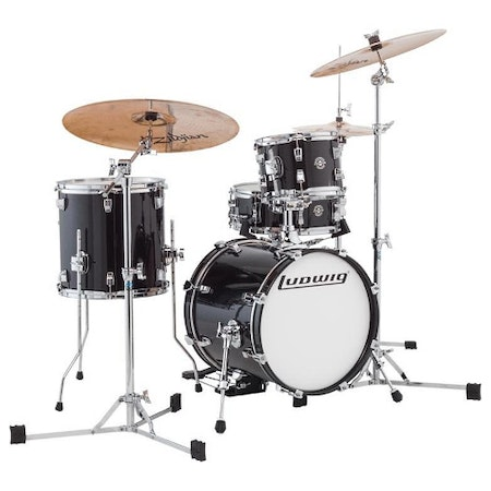 Ludwig Breakbeats By Questlove - Black Sparkle
