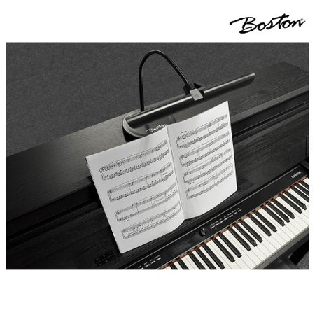 Pianolampa Boston PLM-180-BK