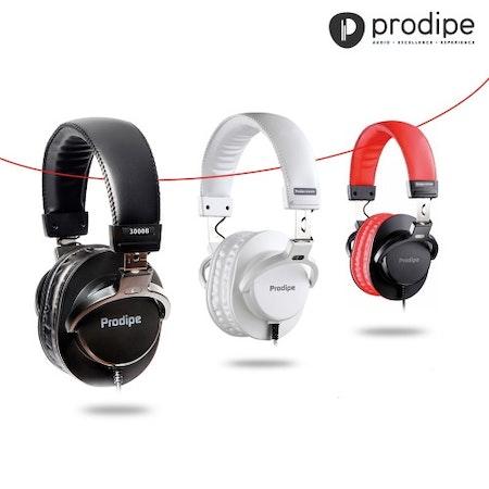 Hörlurar Prodipe 3000W Professional