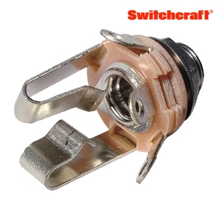 Telejack stereo Switchcraft SC-12B