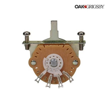 5-Läges switch Oak Grigsby SW-OAK-5