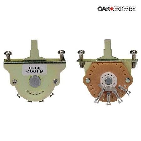 3-Läges switch Oak Grigsby SW-OAK-3