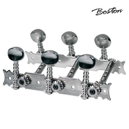 Mekanik för nylon och stålsträngad Boston 028-M