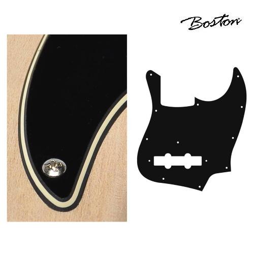 3-Lagers Plektrumskydd Boston JB-310-BC