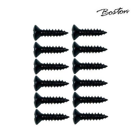 Skruvsats för plektrumskydd Boston TS-01-B