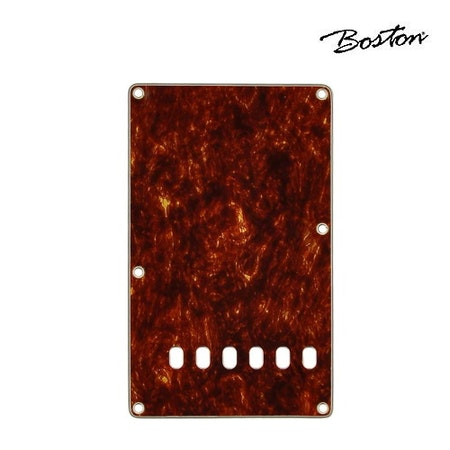Boston Strat Teremolo back plate BP-413-T