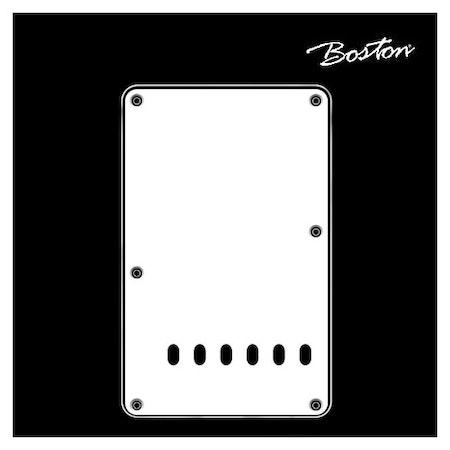 Boston Strat Teremolo back plate BP-313-VW