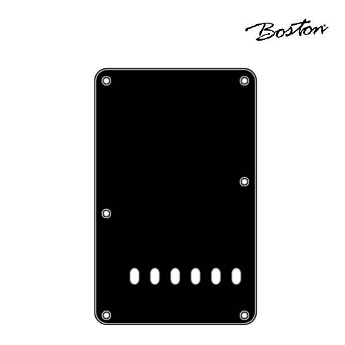 Boston Strat Teremolo back plate BP-313-B
