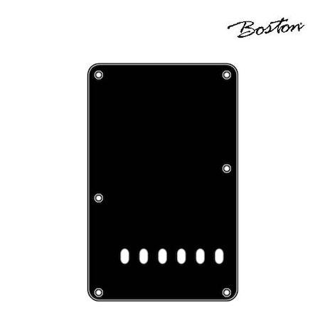 Boston Strat Teremolo back plate BP-313-B