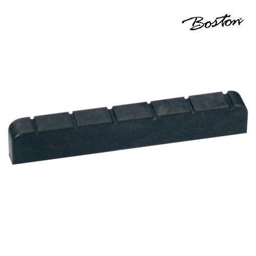 Översadel för nylonsträngad gitarr 52×8,5×5 Boston NTC-6
