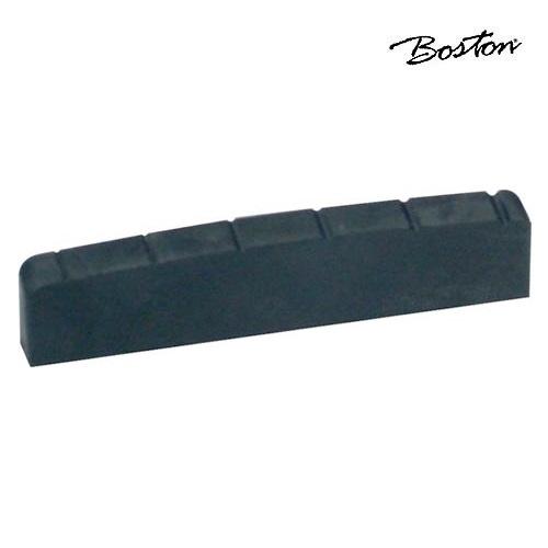 Översadel för stålsträngad gitarr 40x8x4 Boston NTC-10