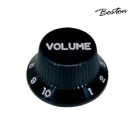 Bell Knob volym inch Boston KB-244-V