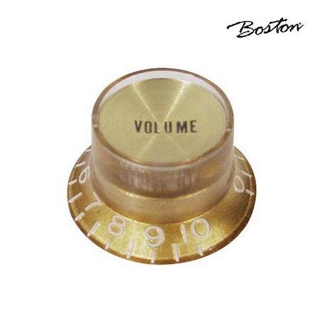 Bell Knob volym Boston KG-130-V