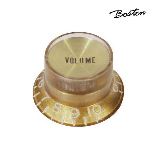 Bell Knob Volym Boston inch KG-134-V