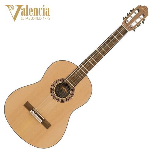 Klassisk Gitarr Valencia VC304 NT Bild A
