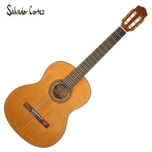 Klassisk Gitarr Salvador Cortez CC-06
