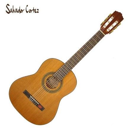 Klassisk Gitarr Salvador Cortez CC-06-BB