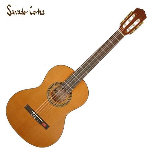 Klassisk Gitarr Salvador Cortez CC-06-JR