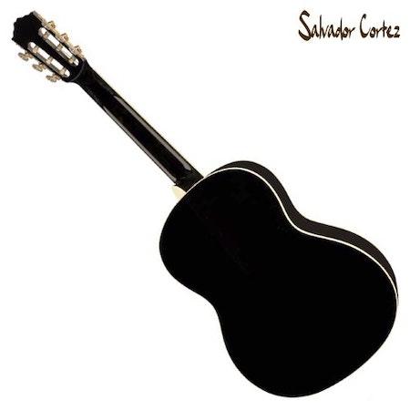 Klassis Gitarr Salvador Cortez CC-10-BK