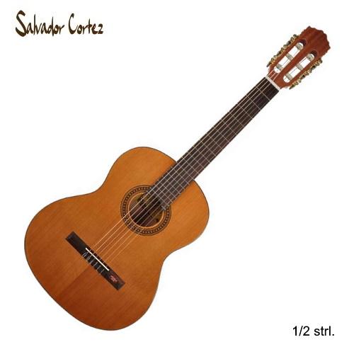 Klassisk Gitarr Salvador Cortez CC-10-BB