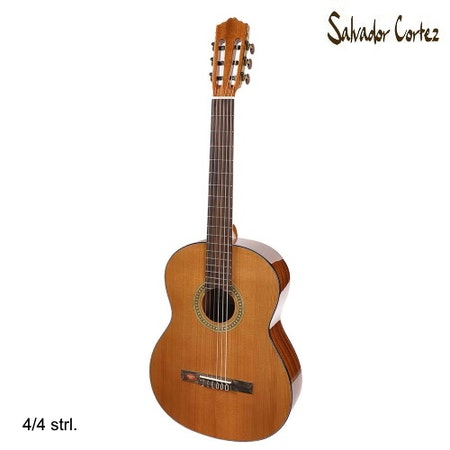 Klassisk Gitarr Salvador Cortez CC-10