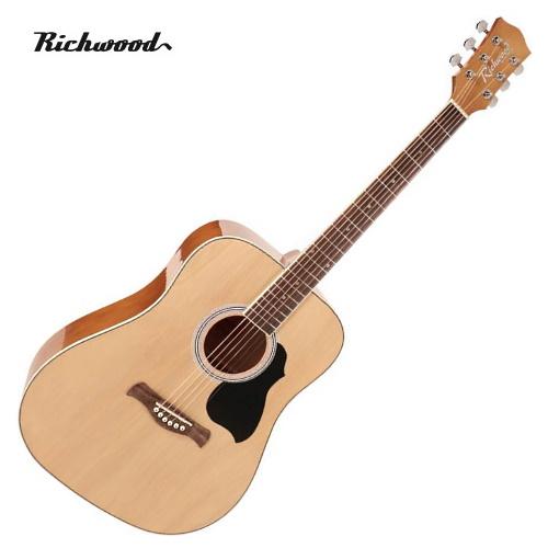 Akustisk stålsträngad Richwood RD-12