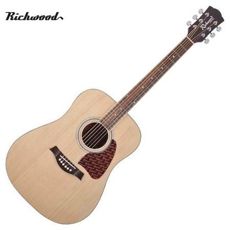 Akustisk stålsträngad Richwood RD-16