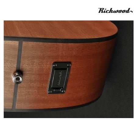 Akustisk 12-strängad Richwood D-4012-CE