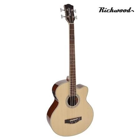Akustisk Bas Richwood RB-102-CE