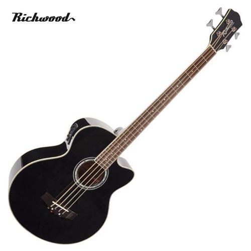 Akustisk Bas Richwood RB-102-CEBK