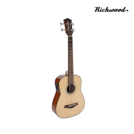 Akustisk Bas Richwood RTB-80 Travel Size