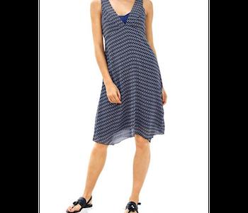 Chiffong klänning från Rick Cardona