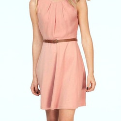 VERO MODA - Rosa klänning