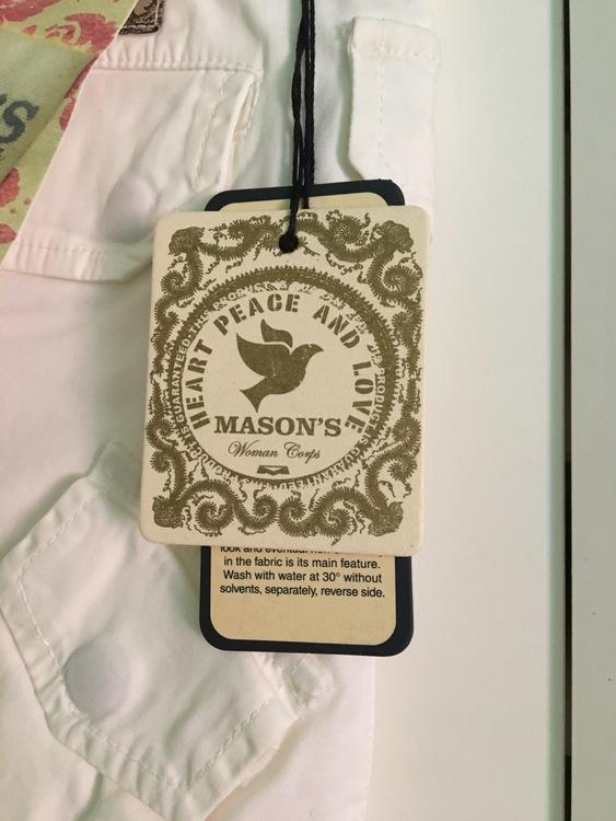 Cargo byxor från Mason's