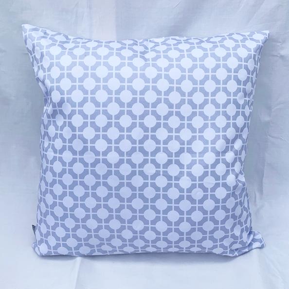Pillow Hiddenshe Gray/White