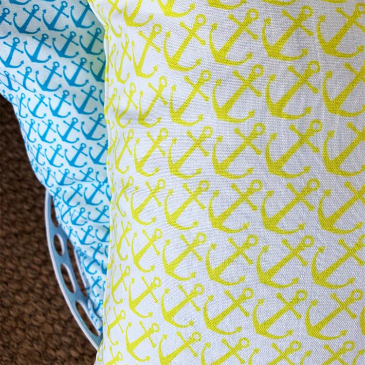 Pillow Anchor Yellow