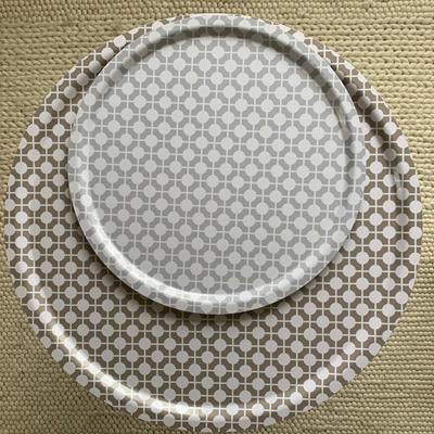 Tray Hiddenshe Beige/white
