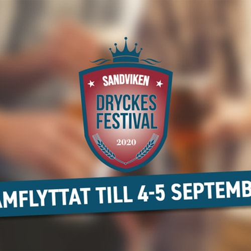 Res till Dryckesfestivalen 5/9 från Gävle - Valbo