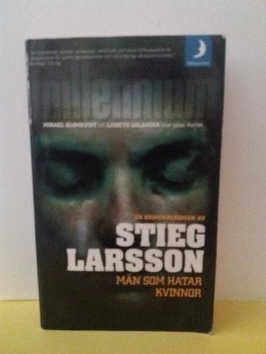 STIEG LARSSON MÄN SOM HATAR KVINNOR