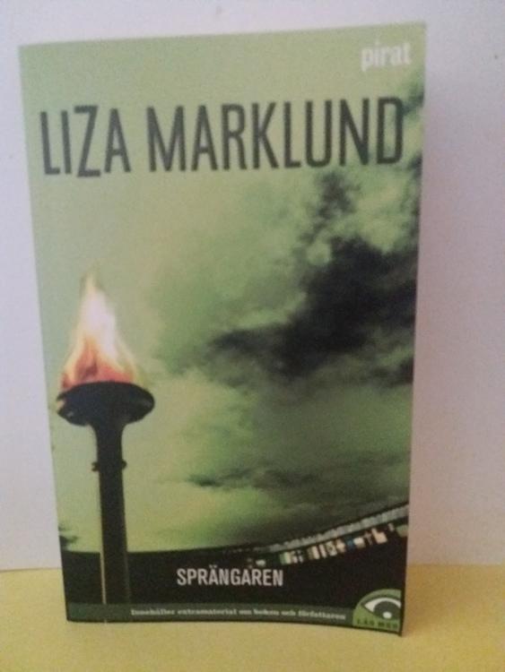 LIZA MARKLUND SPRÄNGAREN
